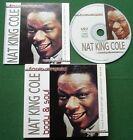 Nat King Cole Body & Soul inc Sweet Lorraine & Honeysuckle Rose + CD