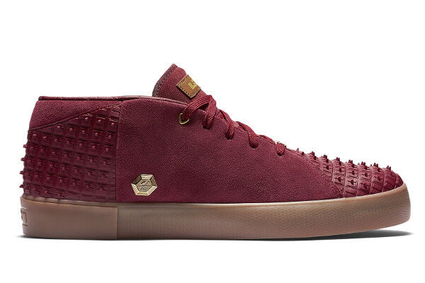 Hombre nike LeBron Lifestyle / equipo rojo / oro / Lifestyle Marron Talla 11,5 millones b6af88