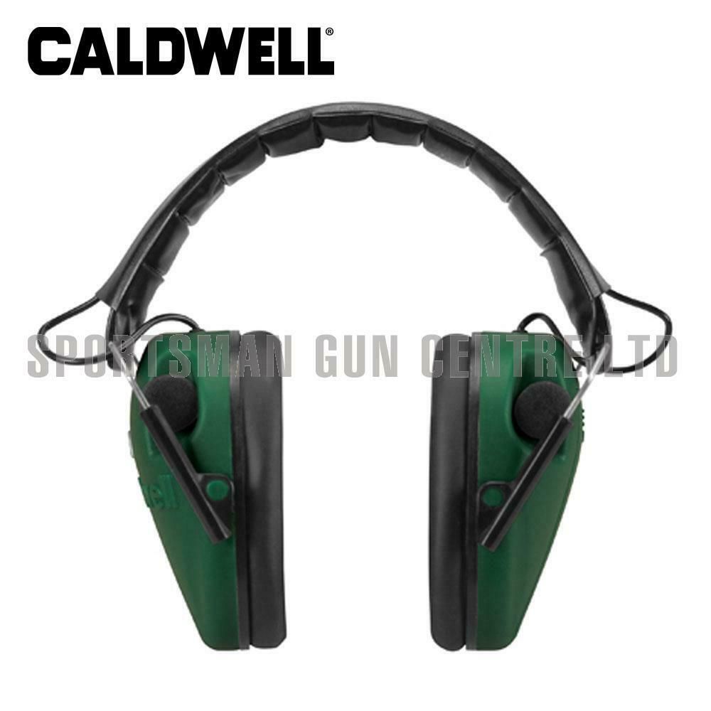 Caldwell-Max bajo perfil electrónico E Projoección auditiva