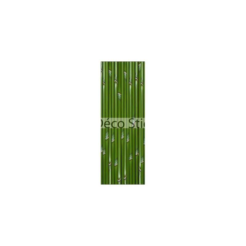 Adhesivo para Puerta Plana Bambú 83x204cm 292dab20ea77