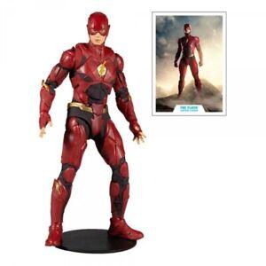 DC Justice League Movie Actionfigur Flash 18 cm