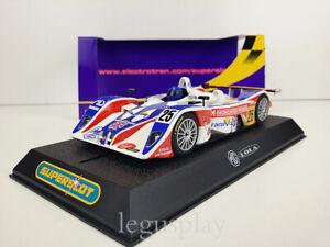 Slot SCX Scalextric Superslot H2660 MG Lola 24h.Le Mans 2004 RML Nº25