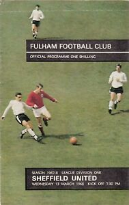 Fulham-v-Sheffield-United-1967-8