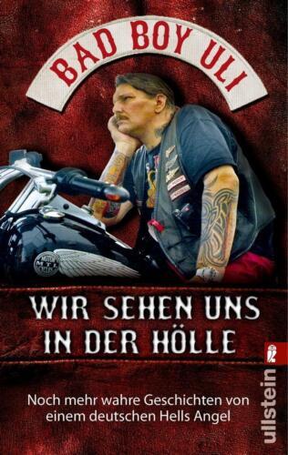 1 von 1 - Ulrich Detrois - Bad Boy Uli - Wir sehen uns in der Hölle - UNGELESEN