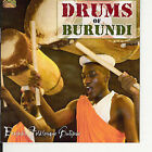 Drums of Burundi by Ensemble Folklorique Batimbo (CD, Oct-2007, Musicrama Distribution)