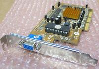 Scheda 32Mb AGP - 3D Video / Graphics Card, SIS 305-32 AGP
