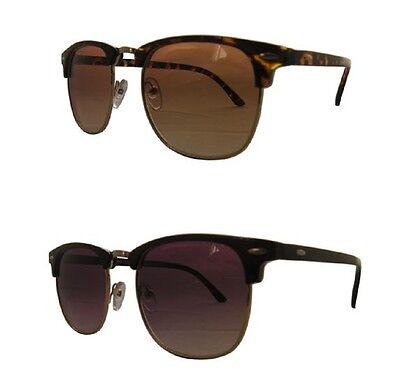 Responsabile Le Lenti Bifocali Occhiali Da Sole Alla Moda Di Tendenza Due Colori Uv400 Protetto Bi-focale Lenti-mostra Il Titolo Originale Alleviare I Reumatismi