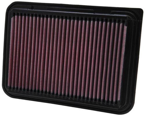 "K/&N 33-2360 Hi-Flow Air Intake Drop in Filter for Toyota Scion /""See Detail/"""