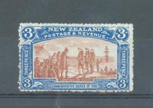 Nouvelle-Zelande-1906-Christchurch-exposition-3d-SG-372-MH