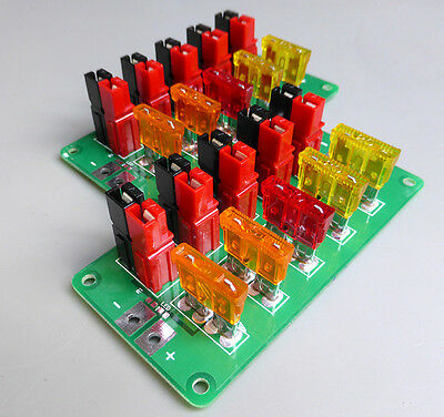 Anderson Power Pole Expansion Board - PCB ONLY