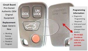 volvo alarm keyless remote entry s40 v40 c70 s70 v70 xc transmitter