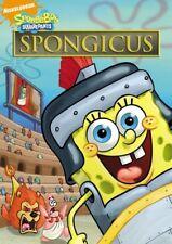 SpongeBob SquarePants - Spongicus (DVD, 2009, Sensormatic Packaging)