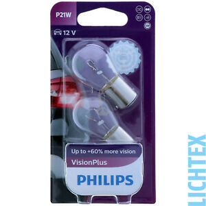 "P21w Philips Visionplus-plus Puissant Lumière-duo-pack-eres Licht Scheinwerfer Lampe Duo-pack"" Data-mtsrclang=""fr-fr"" Href=""#"" Onclick=""return False;"">afficher Le Titre D'origine Bfajy6tb-07212312-278688368"