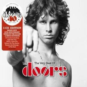 The-Doors-Very-Best-Of-the-2-Cd-Edition-CD-2007-NEW