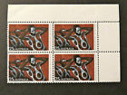 1971 Australian Stamps - Aboriginal Art - Body Decorating - Set of 4 - Tabs MNH
