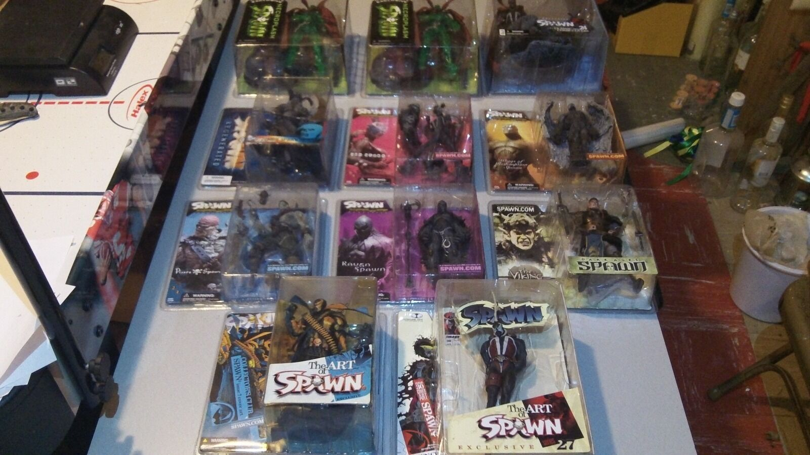 Spawn McFarlane Arts Toys Lots Exclusive NEW