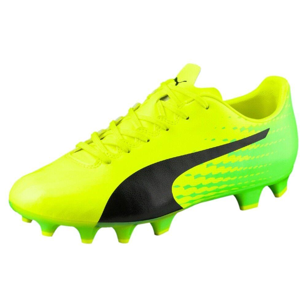 Puma evoSPEED 17.4 FG Fussballschuhe 104017 yellow 01 Marco Reus