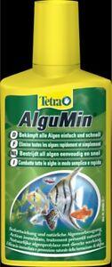 Paquet double Tetra Algumin 2x500 Ml Contrôle des algues sûr biologique
