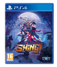 SHING! PS4 Just Limited Neuf sous blister