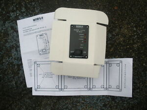 MOBILE technology POWER Inverter MT200-SI Fernbedienung BW