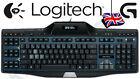 Logitech G510s RGB Colour Backlighting LCD PC Gaming UK USB Keyboard Illuminated