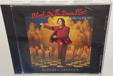 MICHAEL JACKSON BLOOD ON THE DANCEFLOOR HISTORY IN THE MIX NEW SEALED REMIX CD