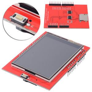 """Schermo touch screen LCD TFT da 2,4 """"ILI9341 240X320 per Arduino UNO R3 IT"""