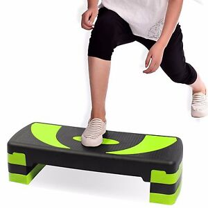 Exercise-Aerobic-Stepper-Training-Yoga-Workout-Gym-Step-  sc 1 st  eBay & Exercise Aerobic Stepper Training Yoga/Workout/Gym/Step Up Board ... islam-shia.org