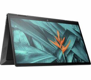"""HP ENVY x360 13.3"""" 2 in 1 Laptop  AMD Ryzen 5 256 GB SSD Black  Currys"""