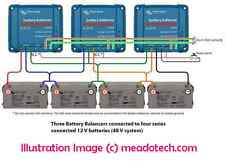 Victron Energy Deep Cycle Automatic Battery Balancer FREE EU DELIVERY