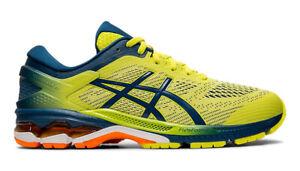 Details zu Asics GEL KAYANO 26 KAI men Farbe: SOUR YUZUMAKO BLUE Laufschuhe Herren
