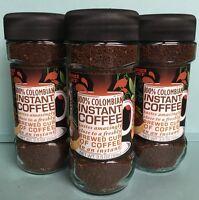 Trader Joe's 100% Columbian Instant Coffee - Choose 1, 2 Or 3 Pack