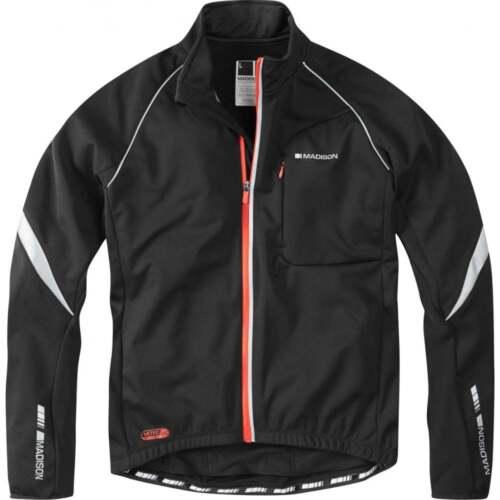 SALE! Madison Sportive Men/'s Road Softshell Cycling Bike Jacket