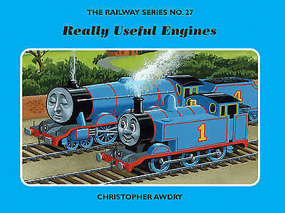 "1 of 1 - ""VERY GOOD"" Awdry, Christopher, The Railway Series  No. 27 : Really Useful Engin"