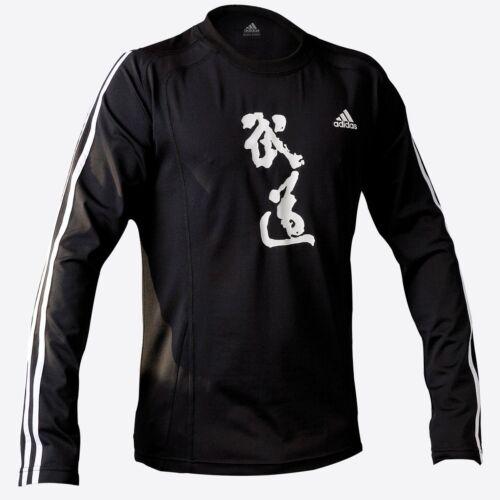 TS41 adidas Martial Arts Budo Zen Shirt