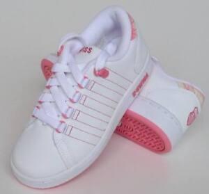 girls k-swiss shoes