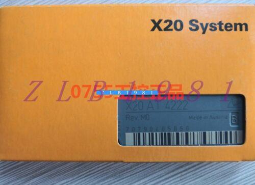 Un nouveau X20AT4222