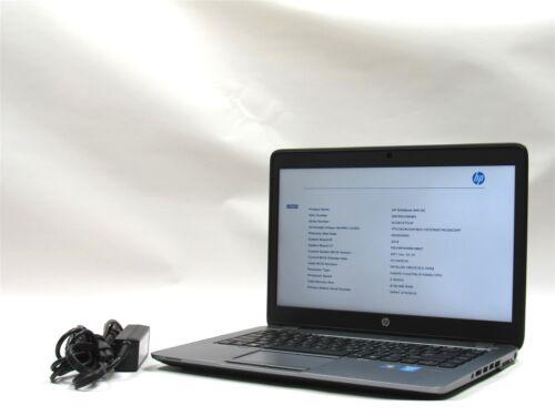 "HP EliteBook 840 G2 14/"" HD DC i5-5300U 2.3GHz 8//16GB RAM 0-512 SSD Windows 10"
