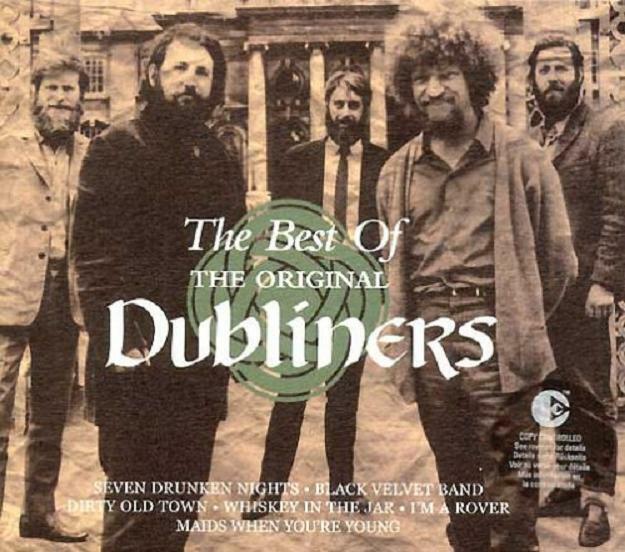 THE DUBLINERS = The Best Of The Original Dubliners =3CD= IRISH FOLK