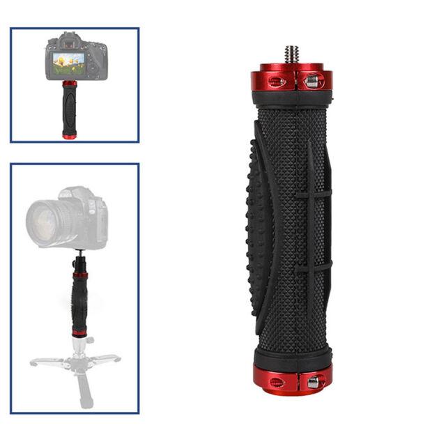1//4 Handle Grip Stabilizer Holder Stand Handheld Tripod for DSLR Camera Video LED 1402727mm