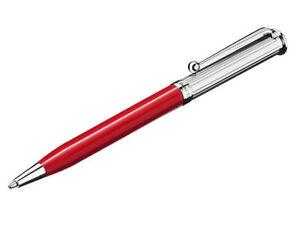 Mercedes-Benz Classic Kugelschreiber Kuli Stift silber rot B66043351