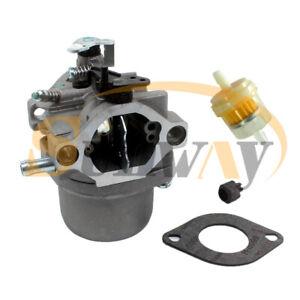 Carburateur-pour-Briggs-amp-Stratton-Walbro-LMT-5-4993-Rechange-avec-Joint-Filtre