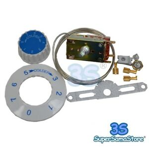3s Termostato Meccanico Regolatore Di Temperatura Con Accensione - P1118 Nouvo Qualité SupéRieure (En)