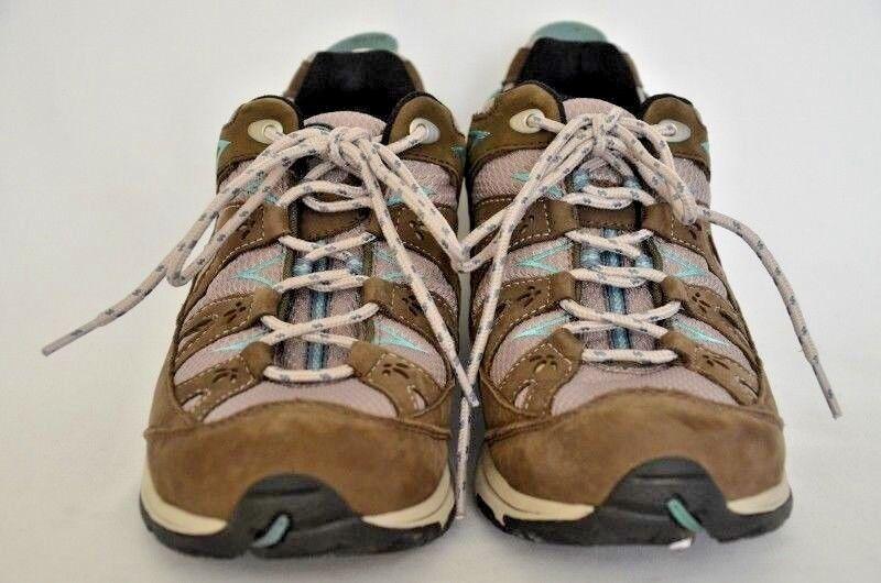 Oboz Mujer místico bajo B-Seco azulbell Senderismo Impermeable Senderismo azulbell Zapatos Talla 10.5 Marrón 557e4e