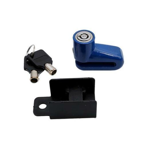Anti Theft Disc Brake Rotor Safety Lock For Scooter Motorcycle Bike Bicycle G