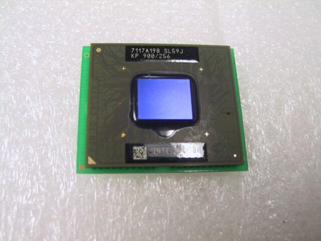 Intel Mobile Pentium III SL59J 900MHz 100MHz 256KB Cache CPU Processor #P1813