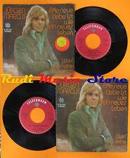 LP 45 7'' JURGEN MARCUS Eine neue liebe ist wie ein neues leben cd mc dvd vhs