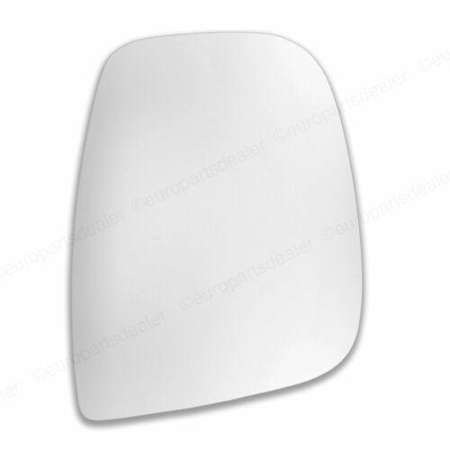 For Citroen Berlingo 2012-2018 right hand side wing door mirror glass