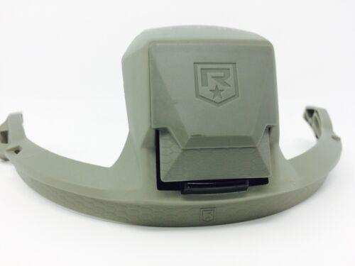 Revision batleskin combat helmet tactical cobra front NVG visor mount medium