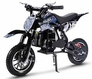 49cc-2-Stroke-Engine-Gas-Motor-Mini-Scooter-Pocket-Bike-Pixel-Dirt